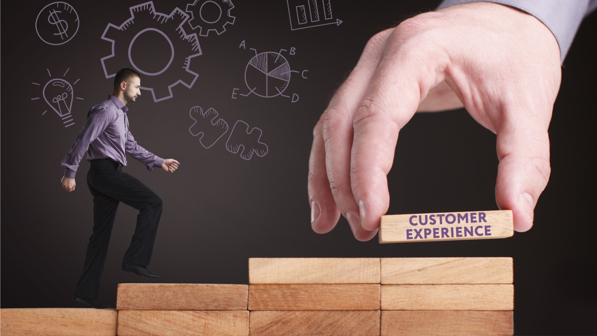 Verbeter je customer experience in 5 stappen